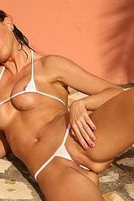 White hot bikini 13
