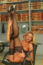 Sexy secretary lady 08