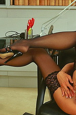 Sexy secretary lady 11