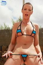 Horny Rossy Posing 01