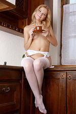 Hot stockings lady 05