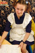 Nasty Russian schoolgirl 00