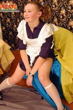 Nasty Russian schoolgirl 09