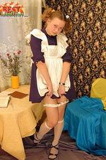Nasty Russian schoolgirl 11