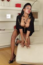 Belinda Sexy black dress 00
