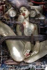 Idoia - She robot 00