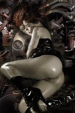 Idoia - She robot 08