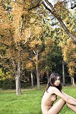 Nika in Park  07