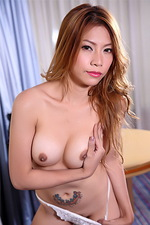Asian sexy girl Aerin 14