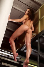Anna S - Metal Stairs  17