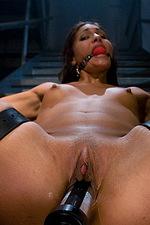 Jade Indica gets a hard OTK spanking  10