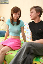 Teen boy-girl sex 01