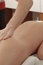 Blonde massage porn 05