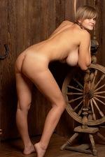 Svanhild big tits hot babe 09