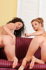 Faye and Sativa  05