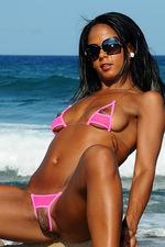 Bikini pleasure babe 14