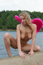 Katya Pink Angel 06