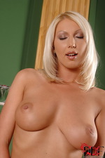 Hot Pamela spreading her amazing boobs 10