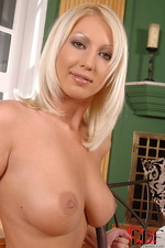 Hot Pamela spreading her amazing boobs 12