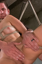 Super hot blonde is bound and tormented 00