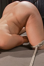 Super hot blonde is bound and tormented 09