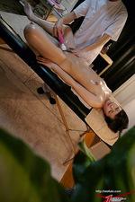 Candid asian erotic massage 06