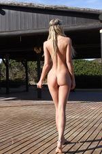 Hot amazon on the beach 12