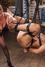 Syren De Mer is punished and anal fucked 14