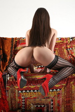 Little Caprice Colorful Couch  10
