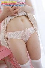 Hottie Haruka posing in sexy panties  00