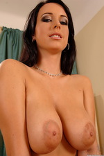 Roxana has huge boobs 16