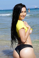 Cyrstal Rae Busty Latina Chick Cums 01