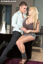 Sandra Star Huge Boobed Milf Pornstar 00