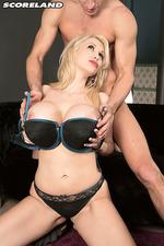 Sandra Star Huge Boobed Milf Pornstar 06
