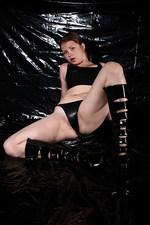 Vicky Lycra Bondage 00