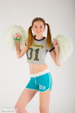 Naked Cheerleader 00