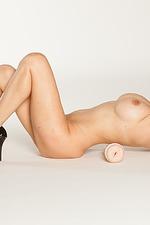 Tera Patrick With A Toy Vagina 15