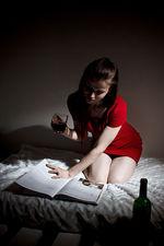 Iveta - The Study 14