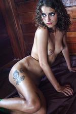 Jacinta In Artistic Bondage 14