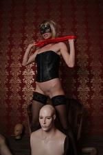 Nastya C In Mannequin 14