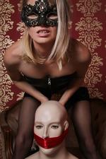 Nastya C In Mannequin 16