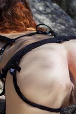 Smoldering-hot Redhead Lesma 04
