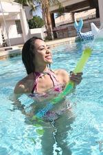 Tropical Pool Fun 13