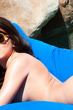 Kaley Kade Strips Off Her Bikini 18