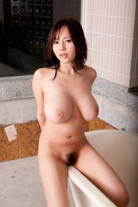 Ruri Saijou Big Tits Shower