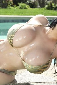 Busty Ana rica