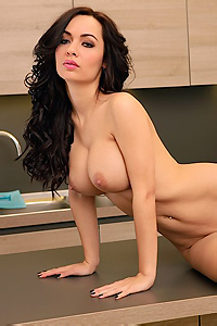 Adrienn Erotic Housewife