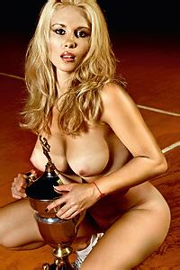 Playboy Model Karolina Jovanovic