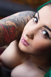 Inked Pierce Hottie