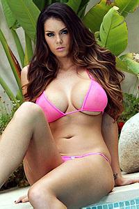 Alison Tyler In Bikini